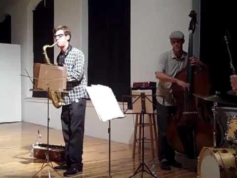 Aram Shelton Quartet, - Unknown tune online metal music video by ARAM SHELTON