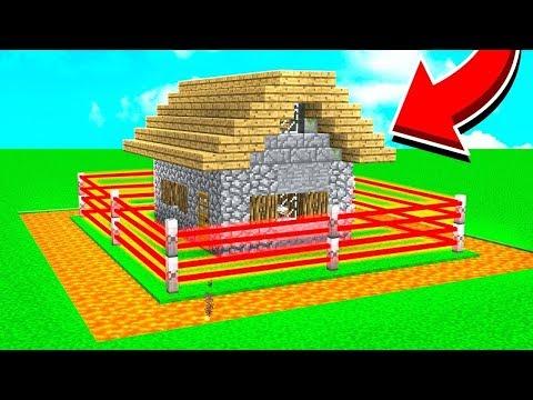 LASER MOD - Como hacer la casa mas SEGURA de Minecraft - Minecraft mod 1.12.2 Review ESPAÑOL