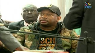 Sonko in the dock : Nairobi Governor to be charged with graft