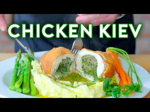 Binging with Babish: Chicken Kiev from Mad Men