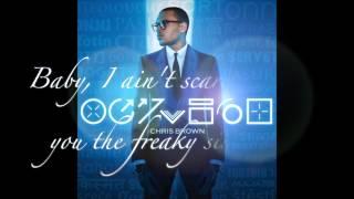 Chris Brown ft. Sevyn - Cadillac LYRICS