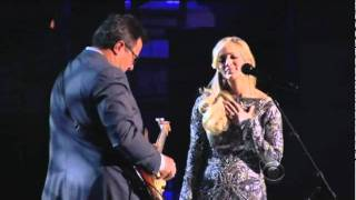 Carrie Underwood with Vince Gill How Great thou Art   720P HD   Standing Ovation!.mpg