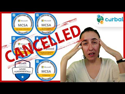 Power BI exam, SQL and Microsoft BI certifications retired | WHAT ...