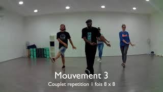 Chorégraphie du Flash Mob