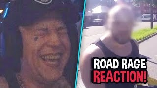 MontanaBlack reagiert auf lustige Road Rages! 😂 MontanaBlack Reaktion