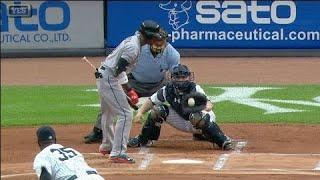 MLB Unexplained Moments