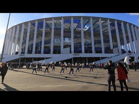 Стадион Нижний Новгород🙅♂️🤟😀🏃♂️