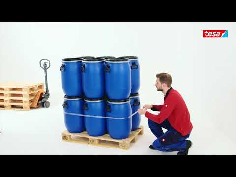 tesa® 4590 Adhésif monofilament tous usages pour l'industrie