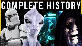 Cloning History Documentary | Ancient Kaminoans, Clone Wars, Reborn Emperor