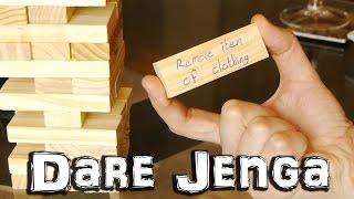 Dare Jenga - Party Game
