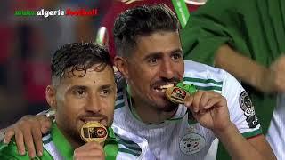 L'Album photos de l'EN d'Algérie lors de l'année 2019
