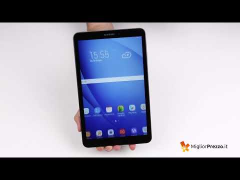 Tablet Samsung Galaxy Tab A6 Video Recensione