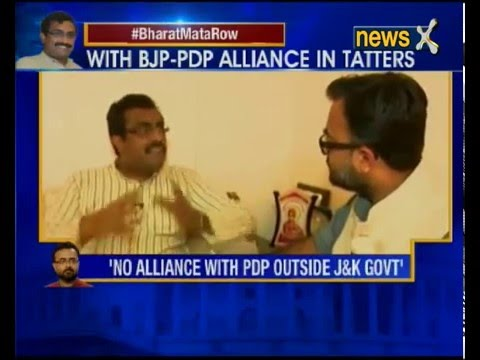 NewsX Exclusive: Senior BJP leader Ram Madhav speaks from the heart
