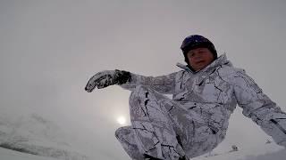 Snowboard lernen (Realp)