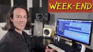 "En studio avec Dominique de Witte : ""WEEK-END"" #6"