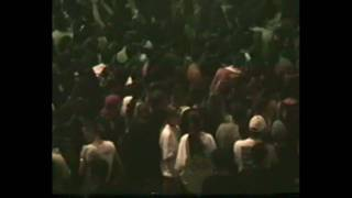Marilyn Manson Live in São Paulo 1997 - Part 1 - Public before the Show