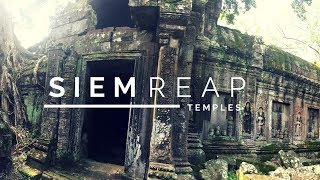 preview picture of video 'SIEM REAP - TOMB RAIDER TEMPLE - Cambodia Travel Vlog '