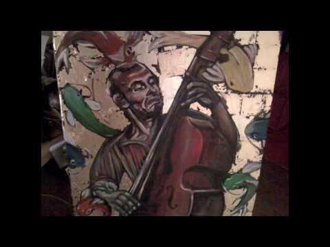 play video:Renske Taminiau is painting Lucas Dols