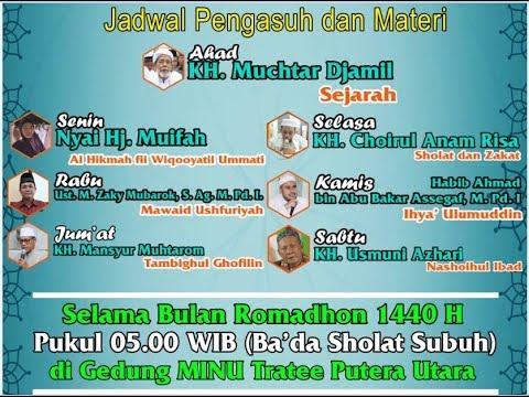 Pengajian Ramadhan 1440 H 30 Mei 2019 Habib Ahmad bin Abu Bakar Assegaf (Riba ~ Ihya' Ulumuddin) 3