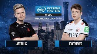 CS:GO - 100 Thieves vs. Astralis [Vertigo] Map 1 - Grand Final - IEM Beijing-Haidian 2019