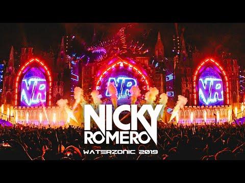 Nicky Romero - LIVE At Waterzonic2019