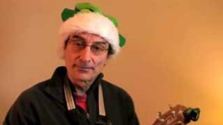 MUJ: In the Bleak Midwinter - James Taylor version (ukulele tutorial)