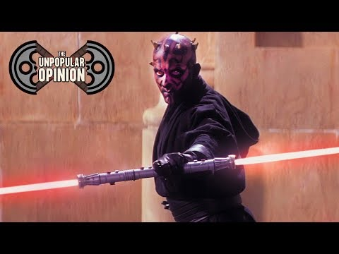 Star Wars: Episode I - The Phantom Menace - The UnPopular Opinion