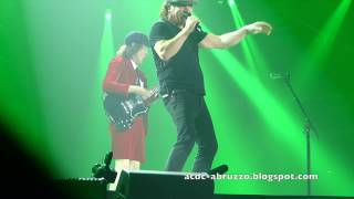 """AC/DC """"DIRTY DEEDS DONE DIRT CHEAP"""" Live Arnhem 5 May 2015 First concert in Europe"""