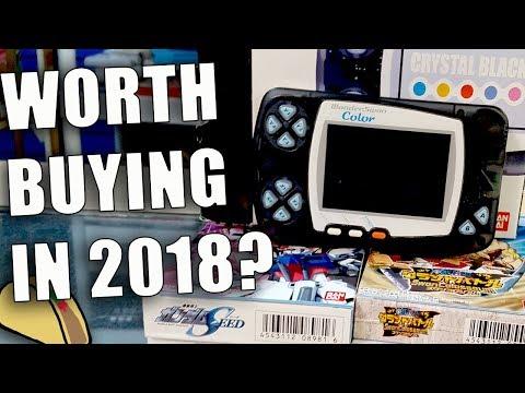 Should You Buy A Bandai Wonderswan In 2018?