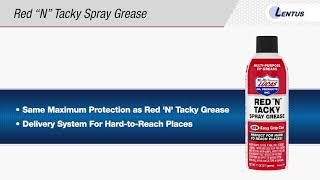 Watch this video to learn more about the features and benefits of Lucas Oil industrial greases.