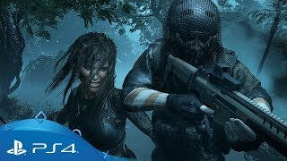 Shadow of the Tomb Raider | Takedowns | PS4