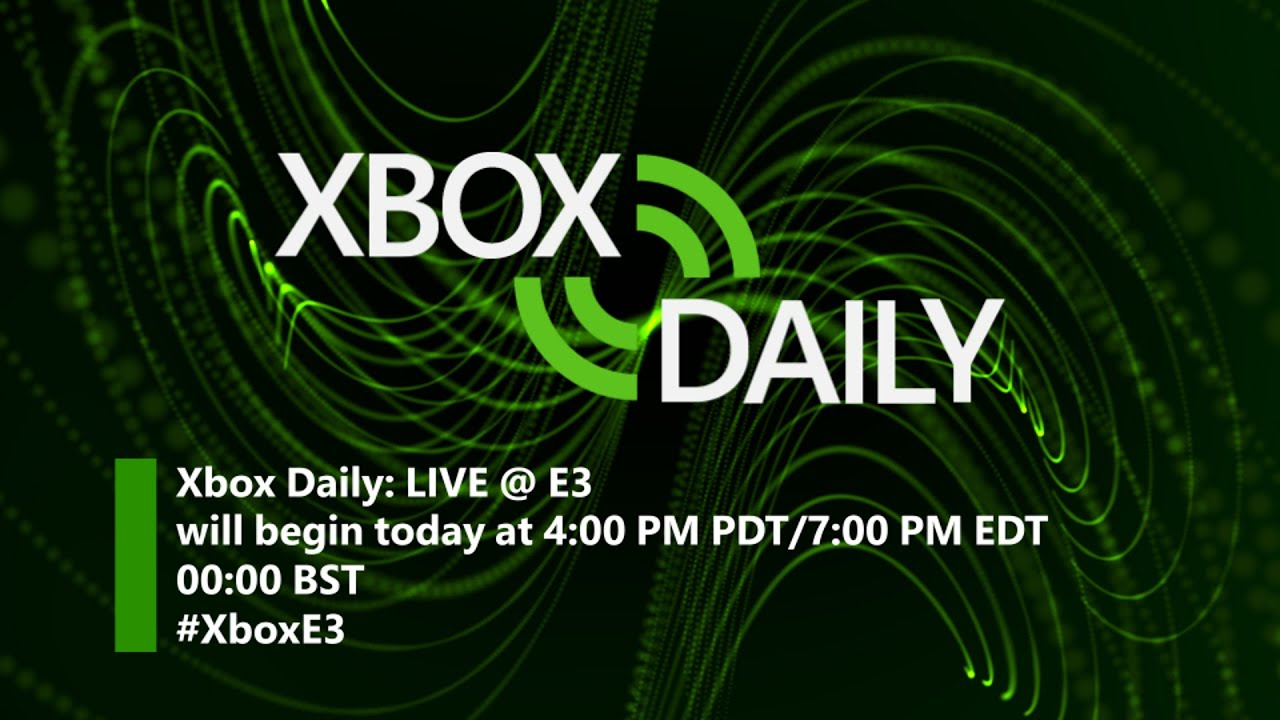 Video for Xbox Daily: LIVE @ E3 Tuesday, June 14 Recap