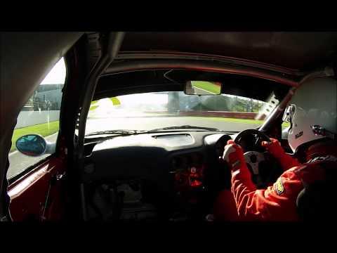 Silverstone Int 2014 – Race 2 – Dave Messenger