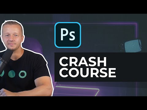 Adobe Photoshop CC 2020 Crash Course for Absolute Beginners