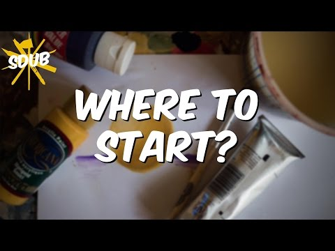 How Do You Start Painting Miniatures?