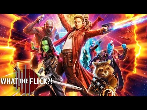 Guardians of the Galaxy Vol. 2 - Official Movie Review