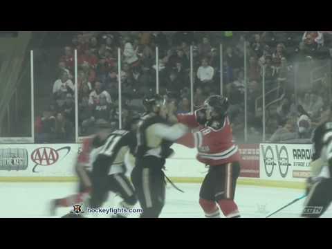 Jack Jensen vs. Luke Mobley