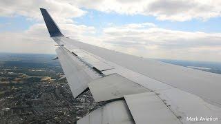 Delta 767-300 | DL36 Landing at London Heathrow