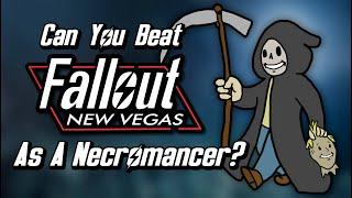 Can You Beat Fallout: New Vegas As A Necromancer?
