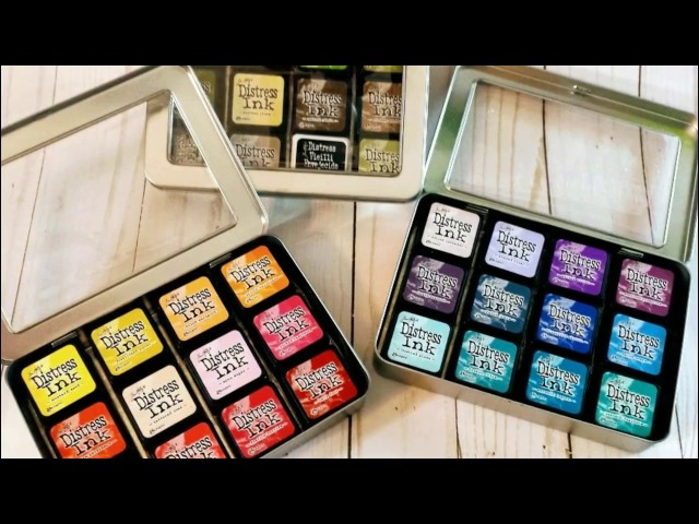 Tim Holtz Mini Distress Ink Pads