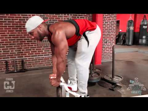 POG Tips: Difference In Close Grip & Wide Grip T-Bar Rows