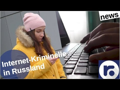 Internet-Kriminalität in Russland [Video]