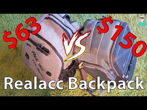 Realacc Budget Friendly Quadcopter Backpack