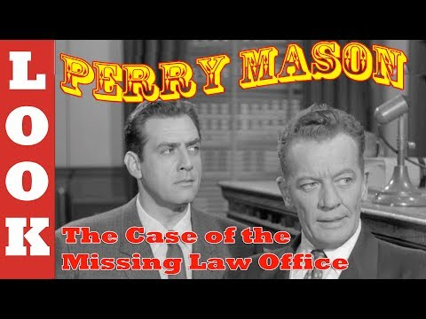 Perry Masson and the Case of the Missing Law Office!