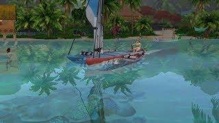 Me and Tara Had a Wonderful Time Sailing Today