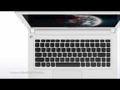 Lenovo IdeaPad S Series Netbooks Compact Web Companions