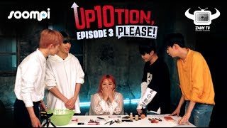 (ESPPORTENG SUBS) PLEASE DO MY MAKEUP! [UP10TION, Please!EPISODE 3]