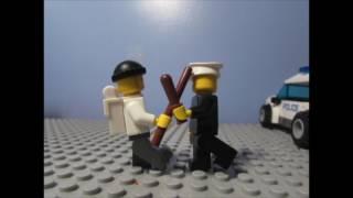 Lego Staff Duel