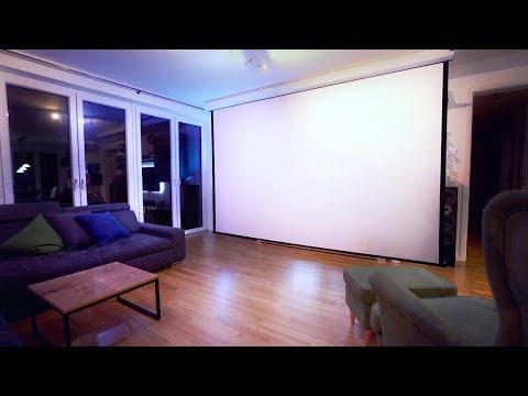 Das ist unser riesiges Heimkino-Setup! - felixba