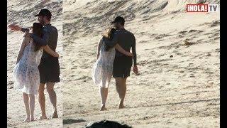 Se confirma el romance entre Dakota Johnson y Chris Martin en Malibú | La Hora ¡HOLA!
